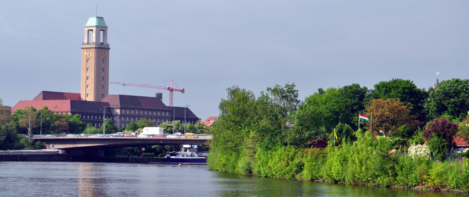 Die Havel in Spandau Steuerberater Rainer Bartsch